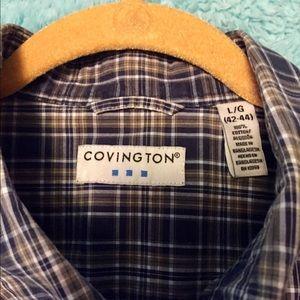 Covington Shirts - 🎀 6 for $25 Men's sport shirt